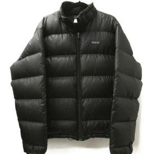 Patagonia Jackets Coats Mens Down Sweater Jacket Black Poshmark